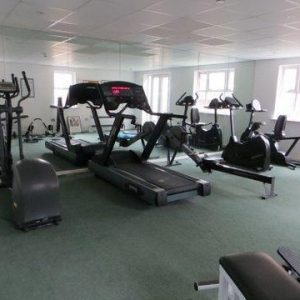 Churchill Lodge Gym
